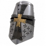 Casque Heaume de chevalier