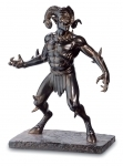 Statue Devil Satyr