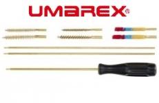 Kit de nettoyage pour arme  de Cal 4.5 & 5.5  mm (Umarex)