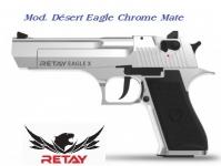 Pistolet de défense Mod. Désert Eagle  chrome mate