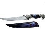 Couteau Orné de tête d'Aigle