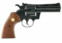 Revolver PYTHON 380  Bronze crosse Bois