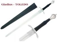 Epée de Combat ARMING  avec fourreau cuir