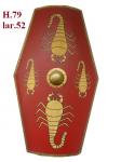 Bouclier Romain de 79 cm