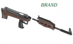Carabine à Plombs  BRAND  QB57  DE  LUX,   Cal 4.5 mm