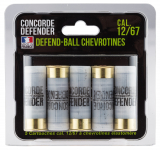 Cartouches chevrotine defend-balle 