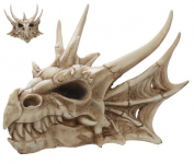 Crane tête de Dragon DE 25 cm
