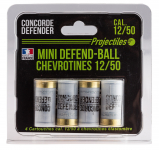 Blister de 4 mini defend-balle 