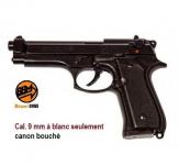 Pistolet BERETTA  Cal. 9mm PAK