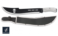Machette black Skull Punisher