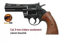 Revolver PYTHON 380  Bronze réplique du 357 Magnum