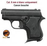 Pistolet 315 AUTO Bronze  (Réplique )