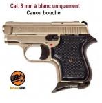 26  Pistolet 315 AUTO  Chrome