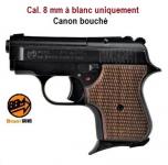 Pistolet 315 AUTO Bronze crosse bois