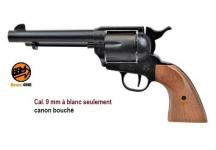COLT  Western Cal 9mm à Blanc uniquement