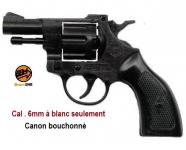 Revolver Olympic Cal. 6mm à blanc uniquement