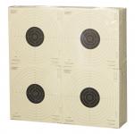 Cible Carton  14 X 14  (paquet de 1000)