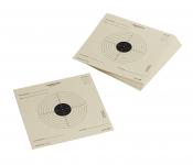 Cible Carton  14 X 14  (paquet de 500)
