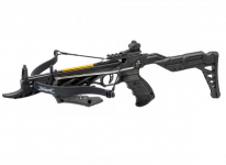 Pistolet  Arbalète ALLIGATOR   Black Tactical