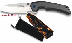Couteau Pliant lame  de 10 cm  « TOKISU »