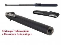 Matraque  telescopique  automatique  Akis de 52.5 cm