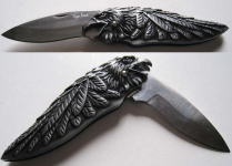 Couteau Pliant Aigle  Lame de 6 cm