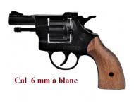 Revolver Olympic Cross Bois  Cal. 6mm à blanc uniquement