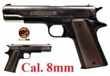 Pistolet Mod. 96  Bicolor  8mm   Réplique Colt 1911