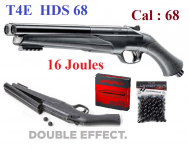 Pack  Fusil HDS 68  T4E ( 16 joules)