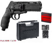Pack  Revolver   HDR50 / Co2 Cal 50