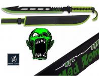 Machette de Brousse percée   ( Monster Mad Zombie)