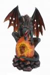 Dragon avec Oeuf  de 26 cm