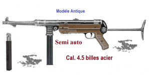 Fusil Mitrailleur  Legends MP Antique 