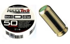 Boite de 50 Cartouches  Maxx Tech Cal. 8 mm à Blanc