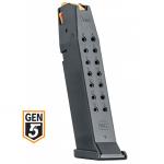 Chargeur 17 coups pour Pistolet  GLOCK 17 - GEN5  Cal 9 mm